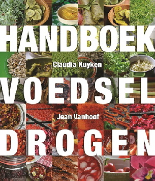 Handboek-voedseldroger