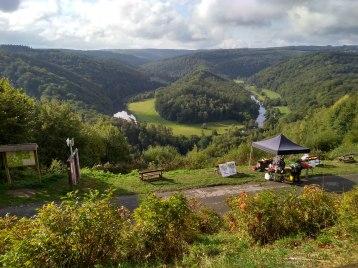 Solotochtje in de Semoisvallei.